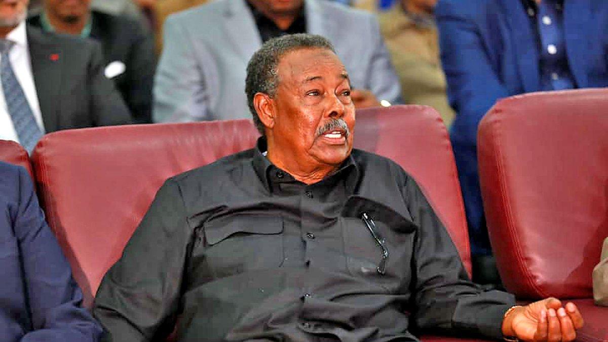 Somalia, Ali Mahdi Il Signore Della Guerra Riabilitato Da Farmajo