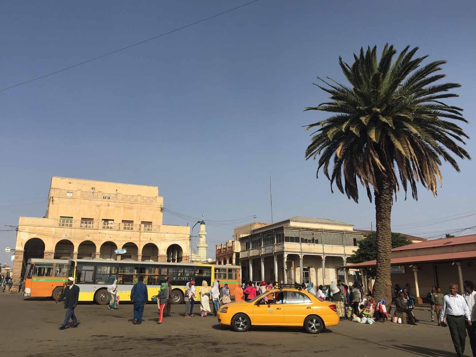 Asmara, La Piccola Roma In Terra D'Africa