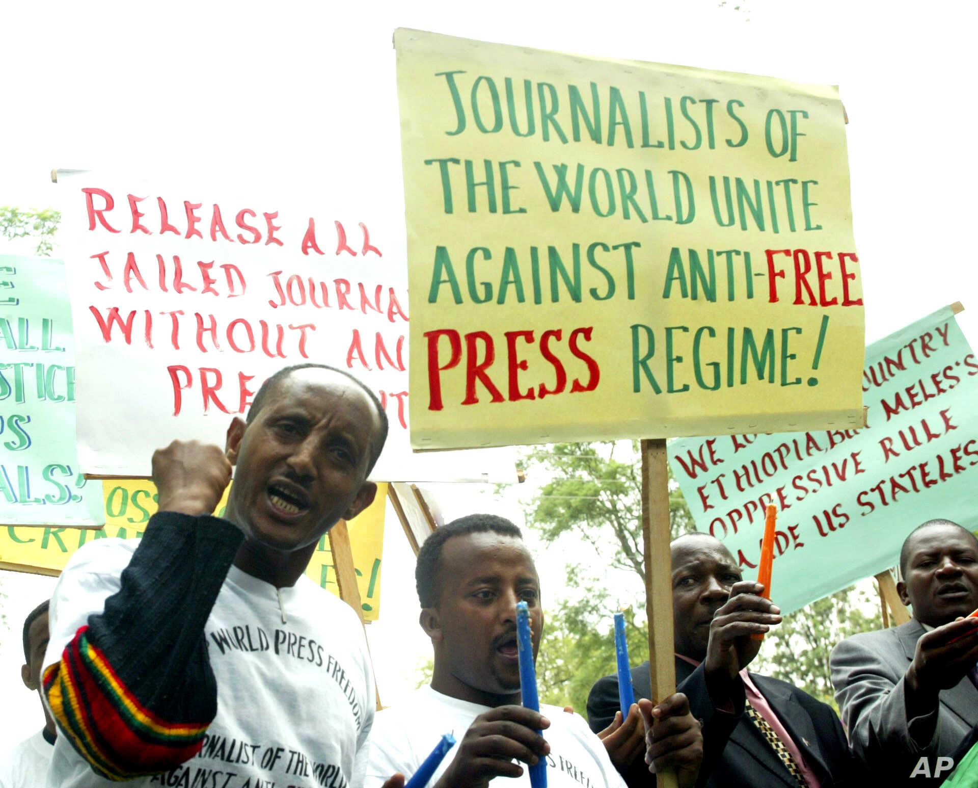 Etiopia, Una Guerra Contro L'informazione E I Giornalisti