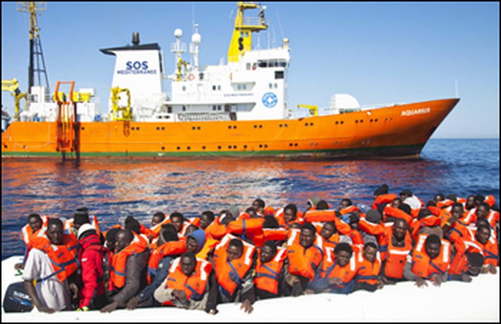 Immigrazione, Un Sistema Europeo Per Fermare Le Navi Delle Ong
